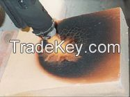 Thermosetting phenolic fire-proof insulation board