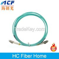 Qulified LC-LC Singlemode/MM Simplex/Duplex Fiber Optic Patch Cord All Kinds of Connectors Are Available