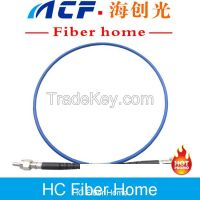 Hign Performance SMA905-SMA905 UV Ultraviolet Rays 200um Armored Optic Cable /Jumper