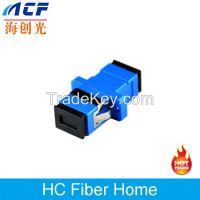 Factory Direct SC Single-mode Fiber Optic Adapter/Coupler Flange