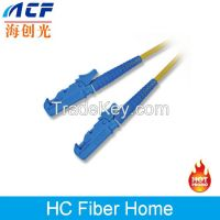 HCF E2000 UPC-E2000 UPC Single-mode Simplex 3.0mm 3Meters Fiber Optic Patch Cord
