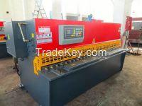 QC12Y Hydraulic Pendulum Digital Display Shearing Machine  10*3200