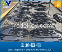 Carbon fiber motorcycle parts