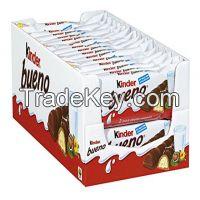 Chocolate kinder Bueno chocolate for Shipment