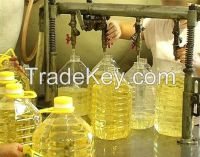 100% Original Refined Sun Flower Oil