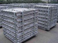 Zinc metal alloy ingot