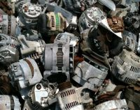 Used mixed electric motor scrap/ A/C Fridge Compressors