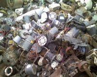 Used mixed electric motor scrap/ A/C Fridge Compressors