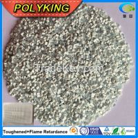 Modified  high glossy and high resistant PC/ABS plastic granules with cheap price