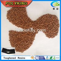 Modified toughening polyamide PA6 nylon plastic granules with factory price