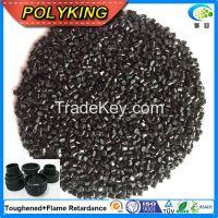 Modified toughening polyamide PA66 nylon plastic granules.