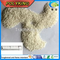 Modified Flame retardant/Reinforced/Toughening high impact Polystyrene granule HIPS pellets