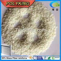 Modified reinforced polypropylene filled by glass fiber PP gf plastic granule