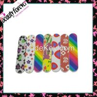 Easy to take cheap mini style nail file kit emery board