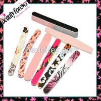 "Dongguan supplier high quality custom printed 7"" nail file"