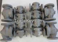 Titanium alloy pump