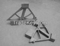 Titanium alloy frame