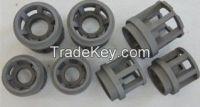 Titanium alloy valve