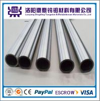 99.95% Seamless Pure Tungsten Tubes/Pipes for Vacuum Furnace with Reasonable Price