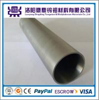99.95% Pure Tungsten Tubes/Pipes