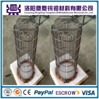Heating Element, Tungsten Birdcage Heater for Vacuum or Gas Protected High Temperature Furnace with Best Price Quantity Supplied