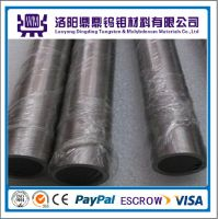 Pure Molybdenum Tubes/Pipes  in Sapphire Crystal Furnace with Factory Price