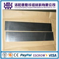Best Sell Washed 99.95% Molybdenum Plate/Sheet/Foil for Sapphire Growing Furnace
