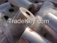 LDPE films on rolls
