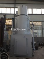 Fully enclosed medical waste incinerator