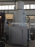 Fully enclosed medical waste incinerator