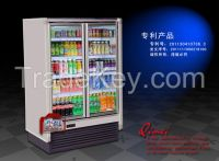 09KF fresh-keeping preserving Air Cooling Commercial Refrigerating freezer display Showcase cooler