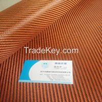 carbon/kevlar hybrid fabric, cloth Aramid/carbon fiber