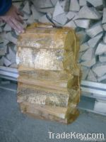 Dry Birch Firewood in 40 l bag