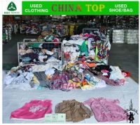 china used clothing summer used clothes