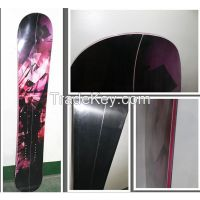 Wholesale Handcrafted Wood/Bamboo Core Split Snowboards