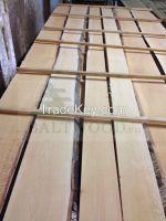 Fresh Sawn Unedged Timber